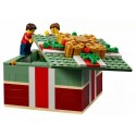 LEGO ® Kerst Cadeau Box