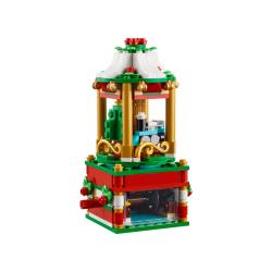 LEGO ® Kerst Caroussel