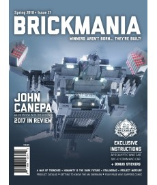 Brickmania Magazine Issue 21 Spring 2018