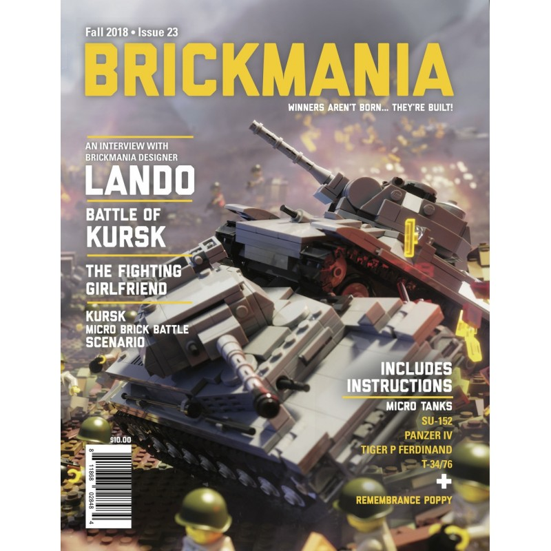Brickmania Magazine