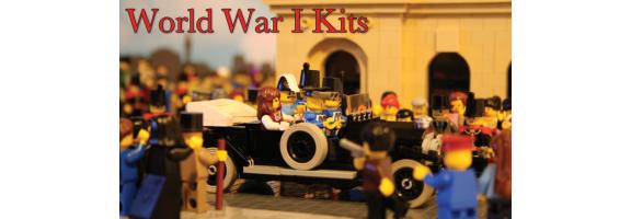 1e wereld oorlog sets
