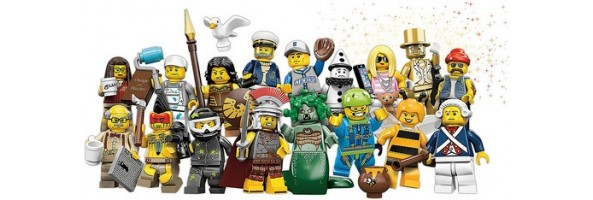 Collectible Minifigures