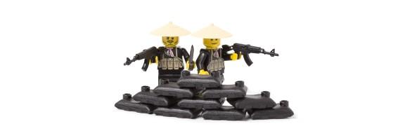 Vietnam Soldaten