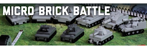 Micro Brick Battle