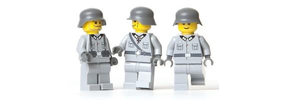 WWII Duitse Soldaten