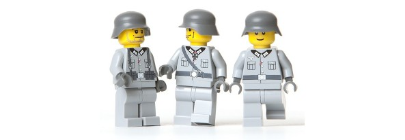WWII German Soldiers