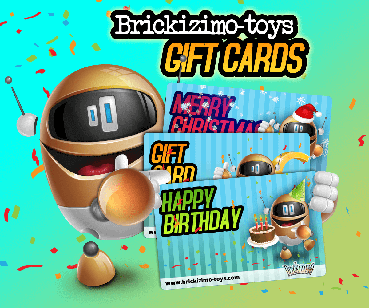 BRiCKiZiMO Gift Card